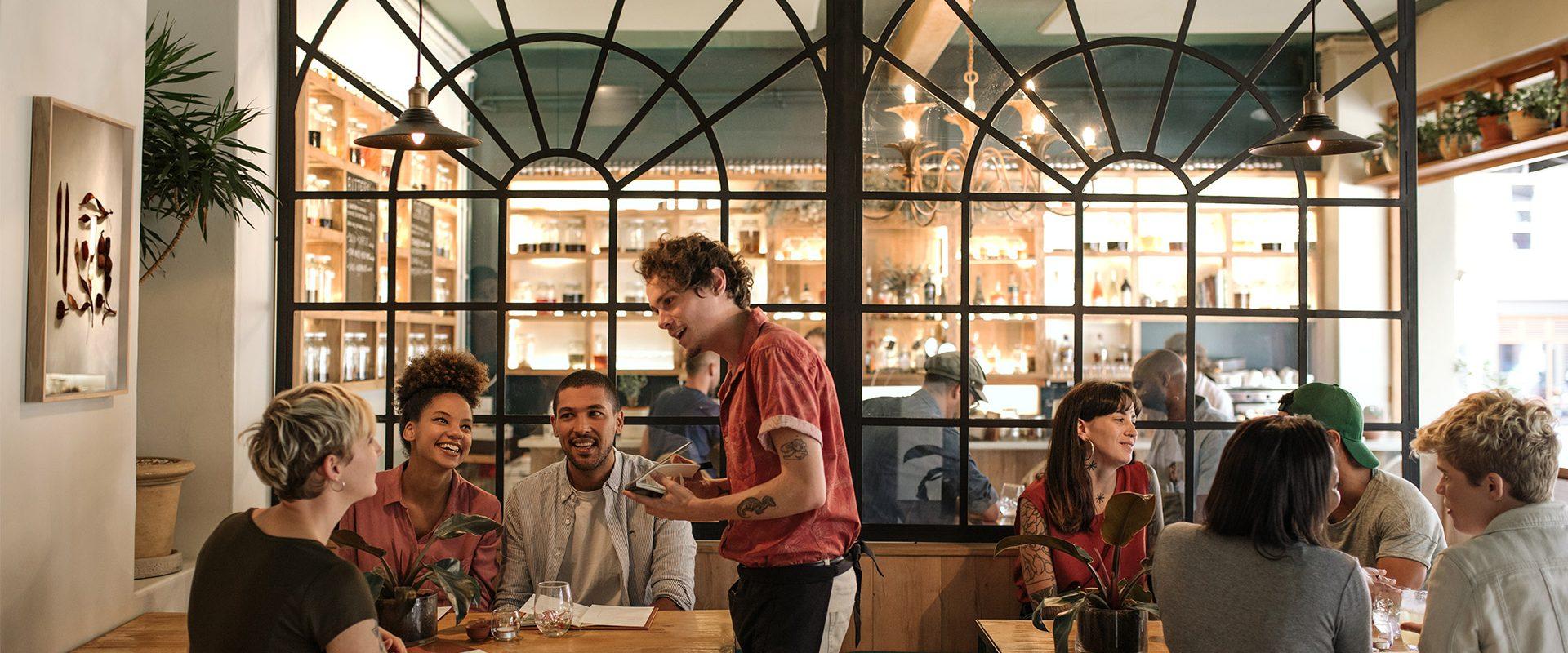 Restaurants und Pizzerien