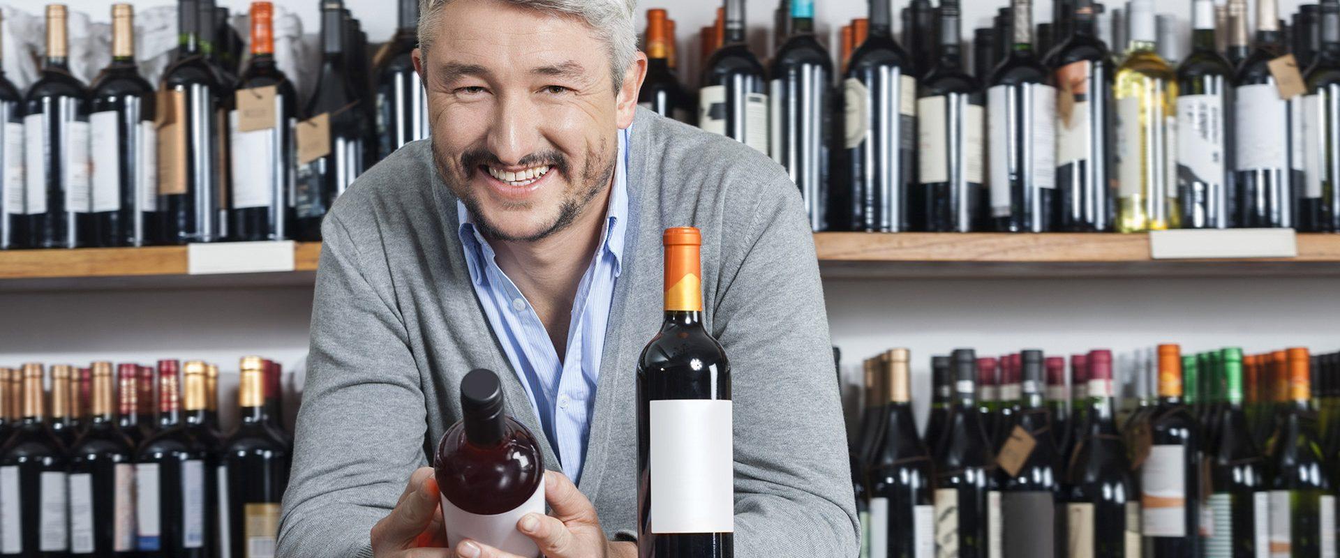 Weinhandlungen