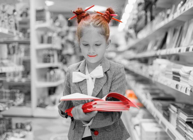 Buchhandlungen und Schreibwarengeschäfte