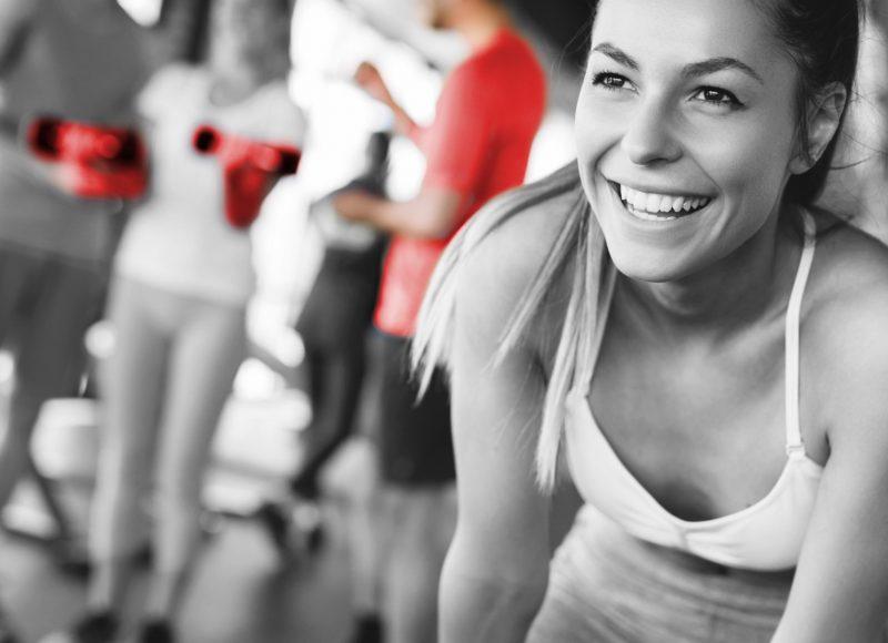 Fitness und Sportzentren